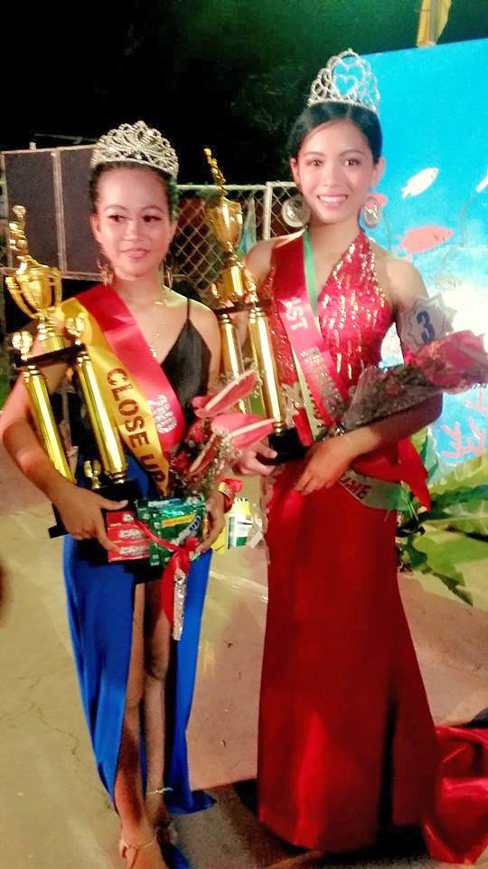 Winners of Miss Virgen 2015