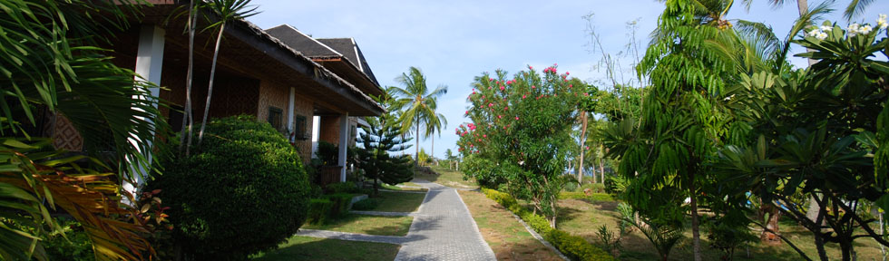FloWer Beach resort overiew photo